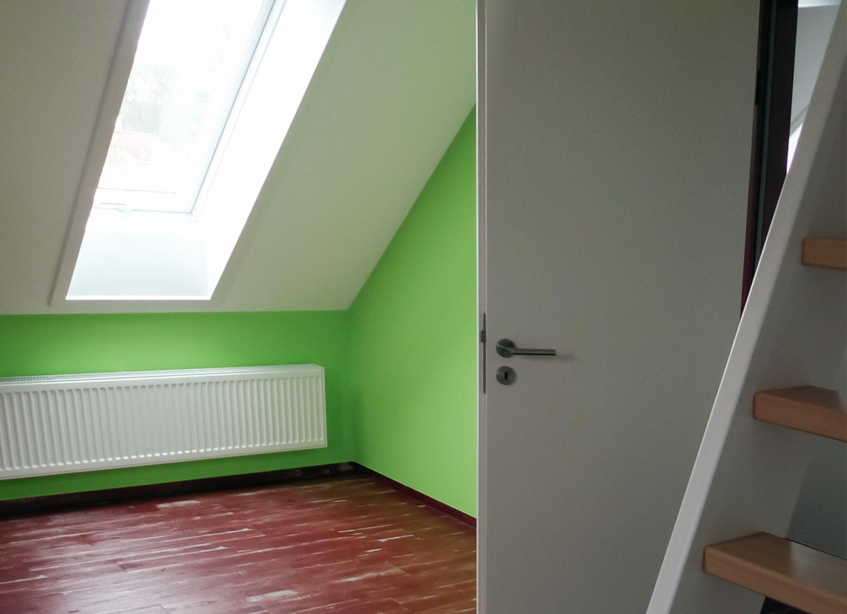 Dachgeschoss Molsdorf