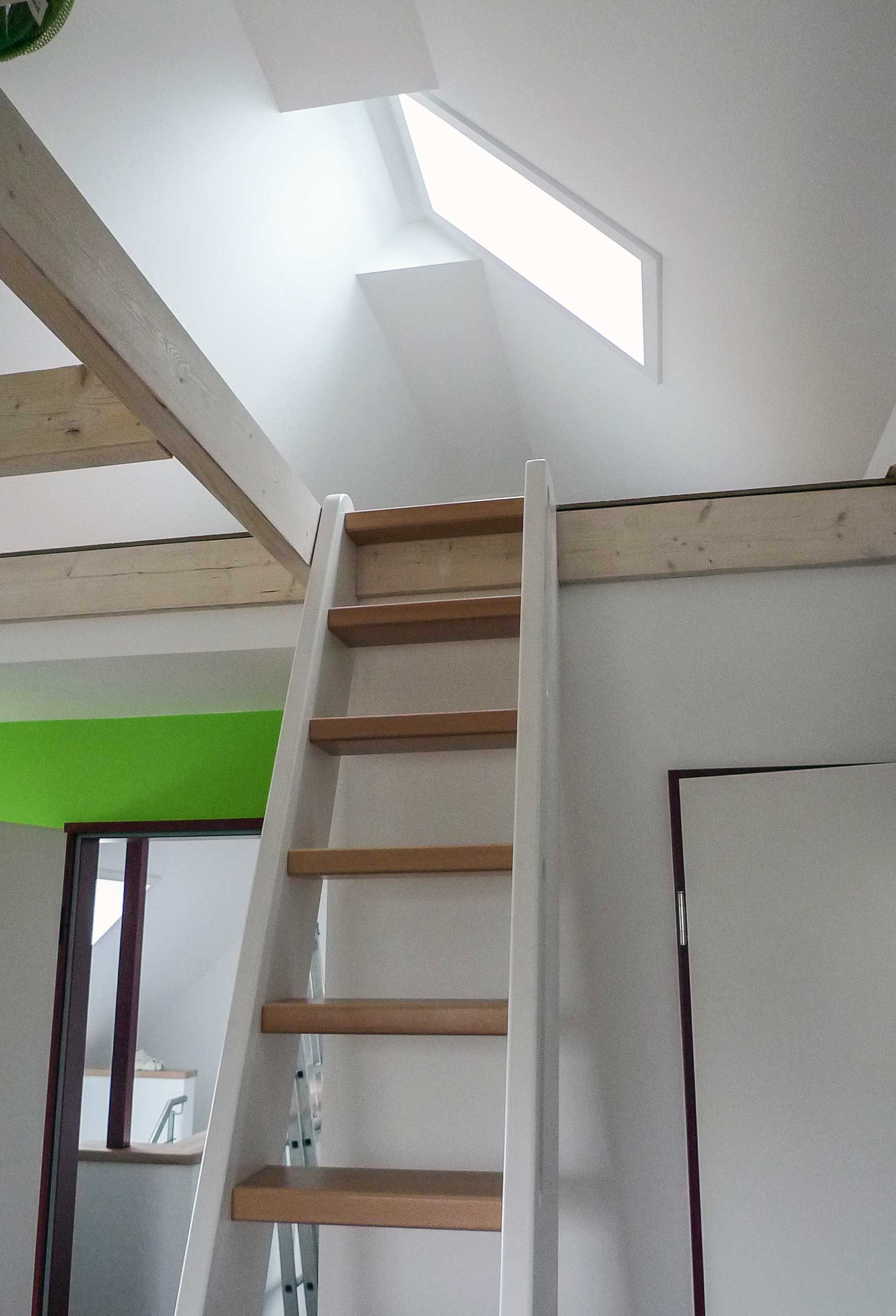 Dachgeschoss Molsdorf PlanKopf Architektur