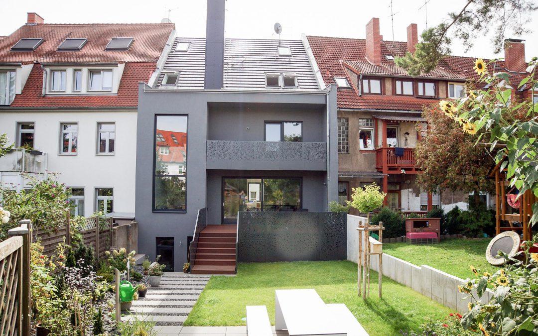 Einfamilienhaus Meineckestraße