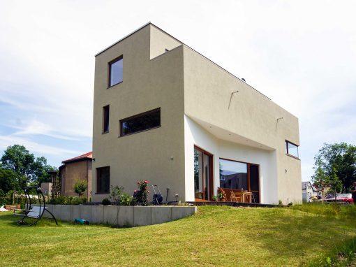 Einfamilienhaus Schiesshaus