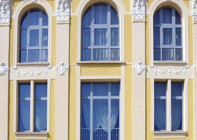 Kultur-Kongresszentrum Bad-Langensalza – Fassade