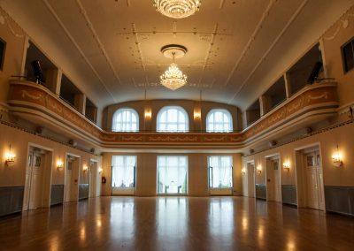 Kultur-Kongresszentrum Bad-Langensalza – Innenansicht