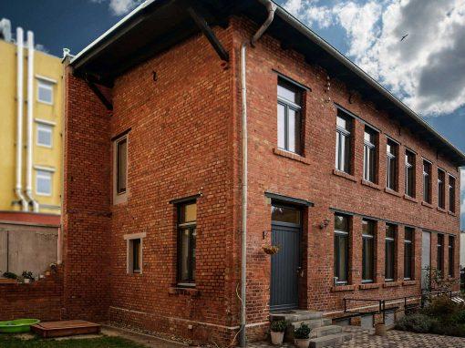 Sanierung Hinterhaus