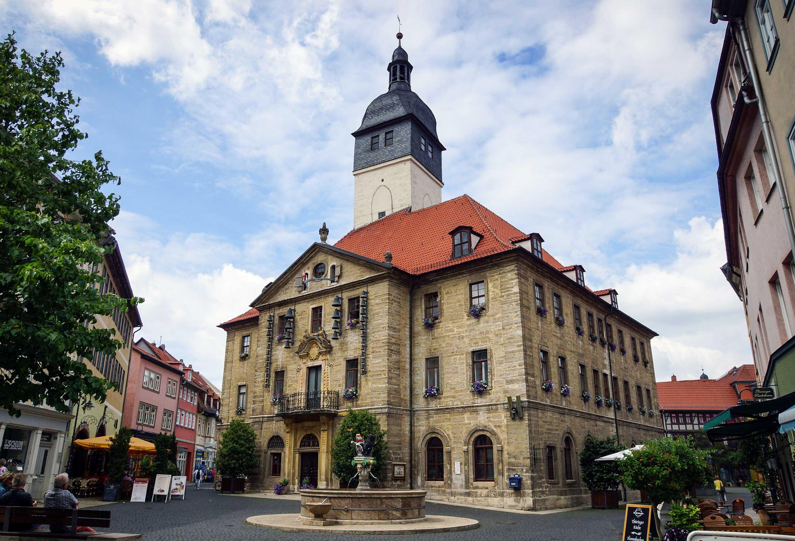 Sanierung Rathaus