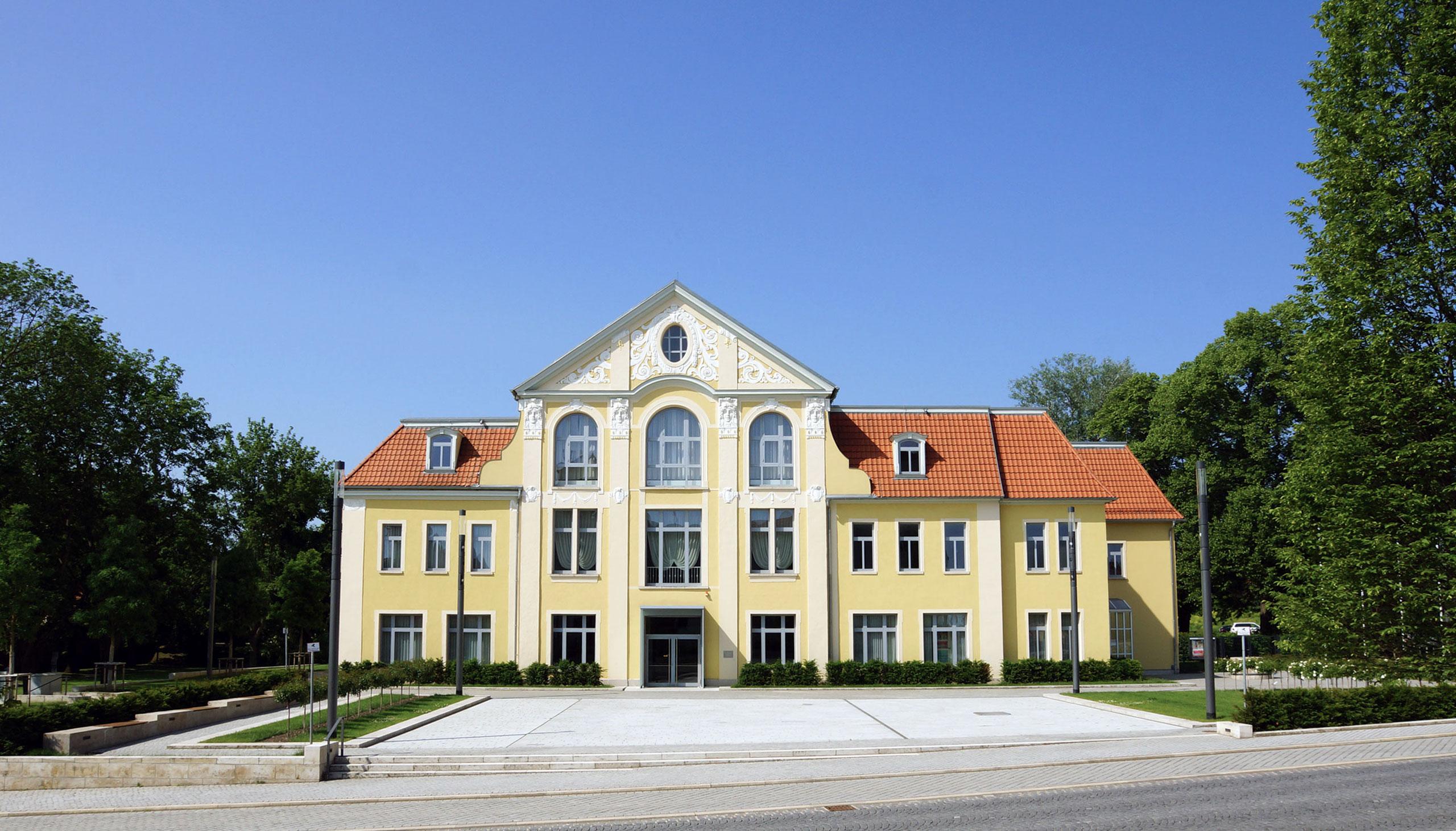 Kultur-Kongresszentrum Bad Langensalza
